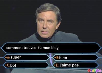 - aimes-tu mon blog?-