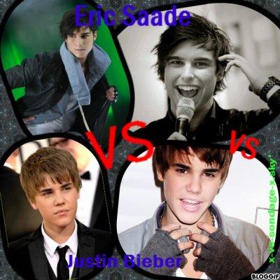- Eric VS Justin -
