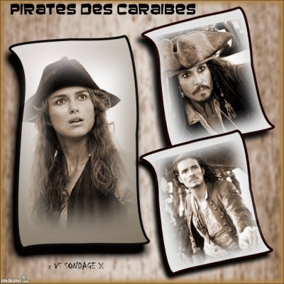 - Pirates des Caraïbes -