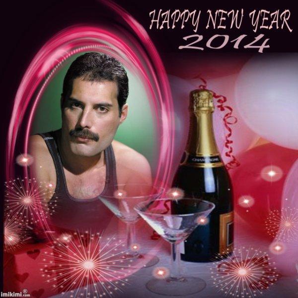 Mes meilleurs voeux pour 2014... Pleins de bonnes choses...