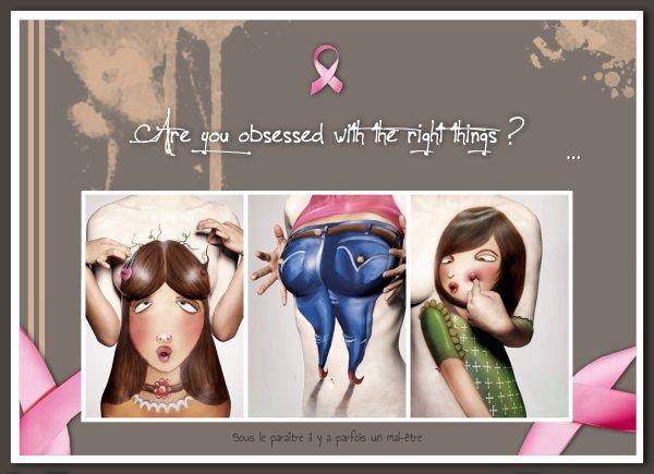 Dans notre lutte contre le cancer ...