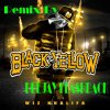 Deejay Fla$hback-Black and yellow