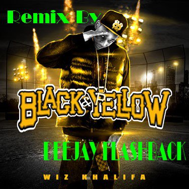 Remix 2011 By Deejay Fa$hback / Deejay Fla$hback-Black and yellow (2011)