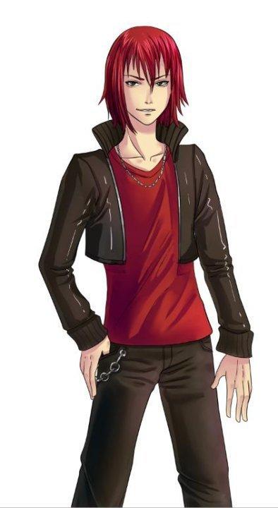 Présentation des personnages: Castiel