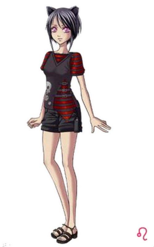 Présentation des personnages: Maria