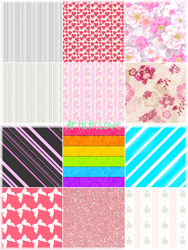 Packs de pattern n°1