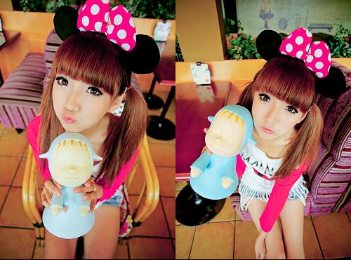 Mini mouse!