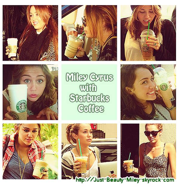 Jamais sans son Starbucks !