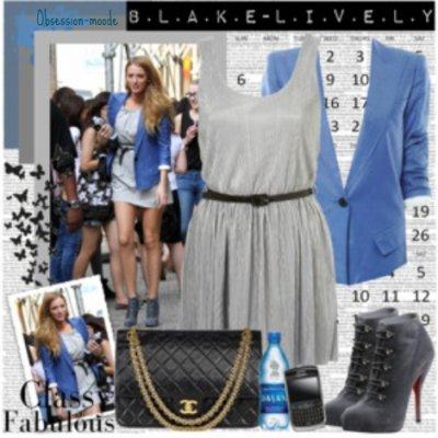 Le style de Black Lively !