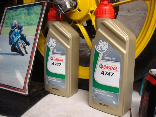 lubrification obligatoire