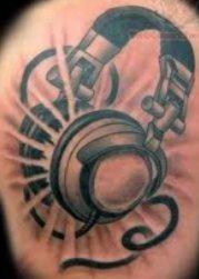 La musique en tête ...