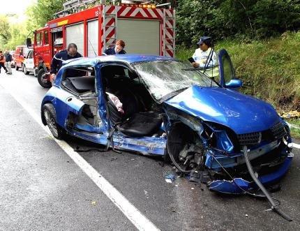 Je savais que notre amour n'etait juste qu'un accident de voiture