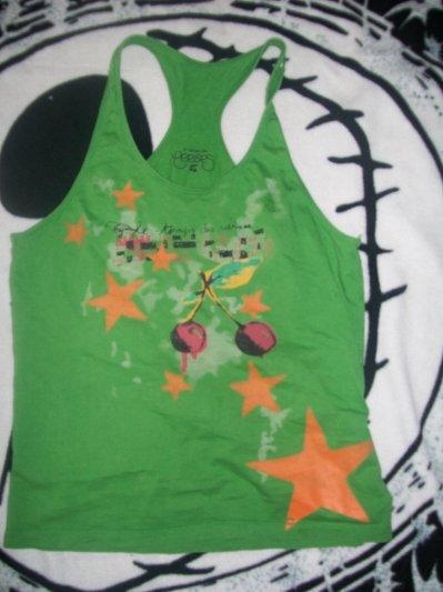 .Marcel vert,étoile orange, Le temps des cerises, 15 cerises. (ach*té 40)