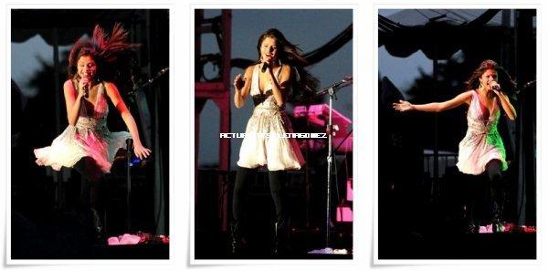 Les SG & The Scene donnant leur dernier concert avant leur tournée estivale qui commencera le 24 Juillet !