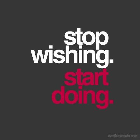 La motivation vous sert de départ, l'habitude vous fait continuer.