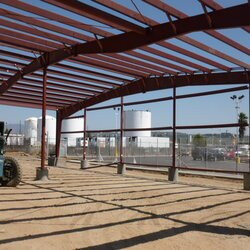 Steel Buildings Builders