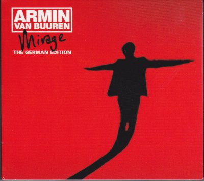 Armin Van Buuren: Mirage - The German Edition [Style: Electro Trance-Vocal Trance-Uplifting Trance]