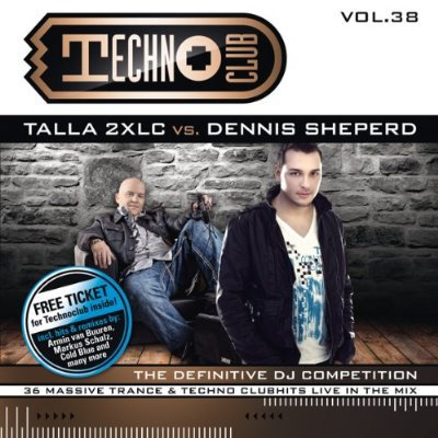 NEW! (27/02/2012) Techno Club Vol.38