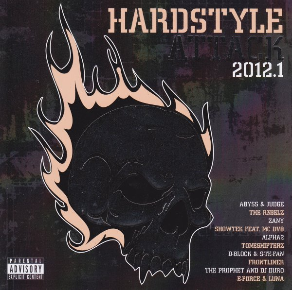 Hardstyle Attack 2012-1 [Style: Hardstyle]