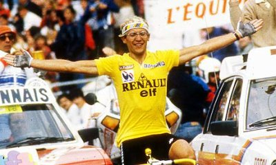 Dèces de Laurent Fignon