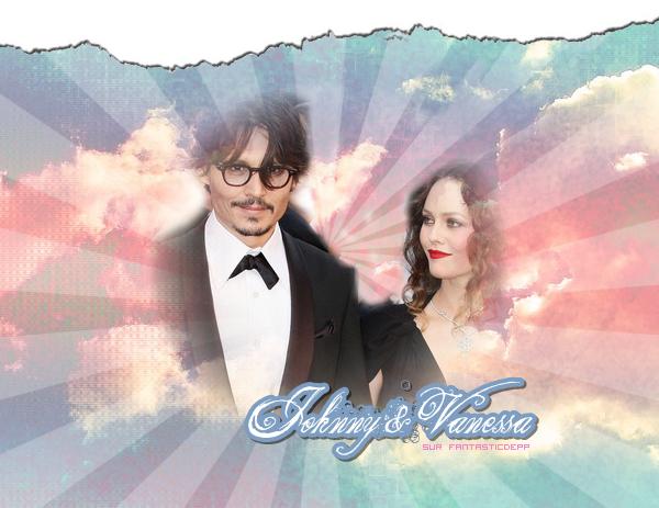 FantasticDEPPJohnny Depp & Vanessa Paradis