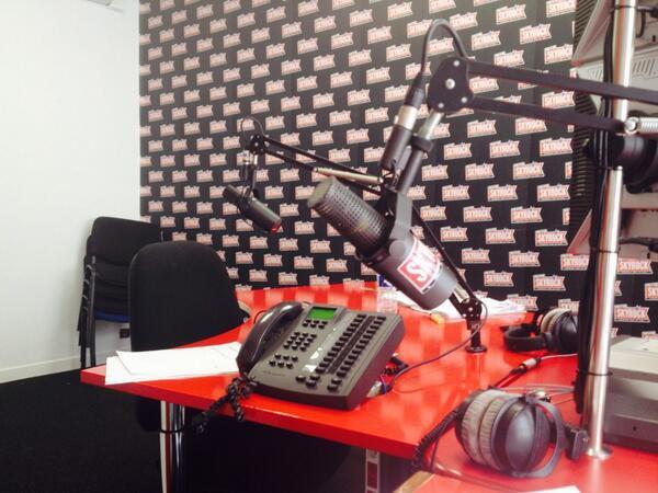 Studio avant l'arrivé de #Indila