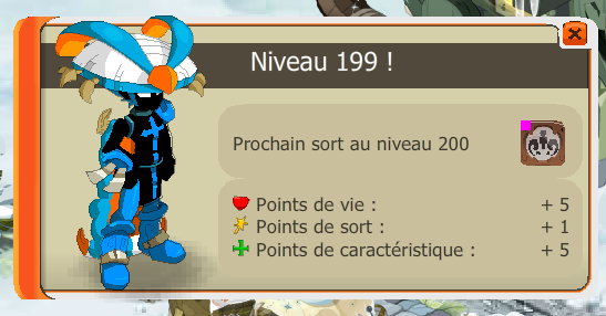 Up 199