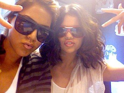 Selena a la radio