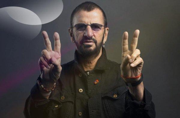 Happy birthday dear Ringo ! Peace and love !