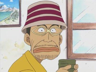 Le Maire du Village natal de Luffy
