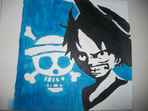 Mes dessins de One Piece