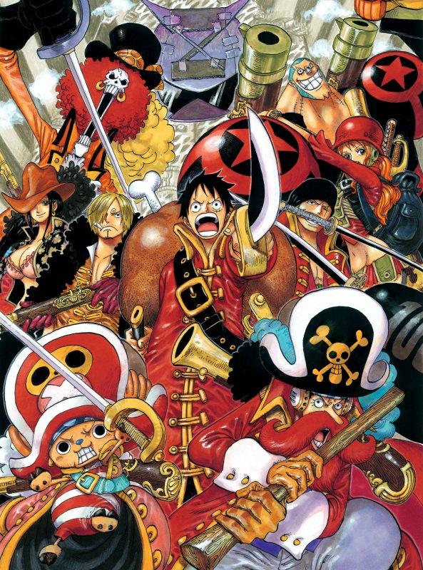 One Piece film Z Trailer