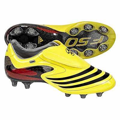 adidas f50 jaune et blanc