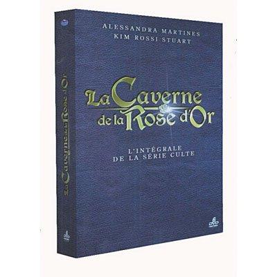 """résumer """" la caverne de la rose d'or """" ( j'ai en dvd )"""