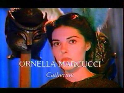 biographie de ornella marcucci ( catherine dans la caverne de la rose d'or )