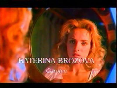 biographie de katerina brozova ( caroline dans la caverne de la rose d'or )