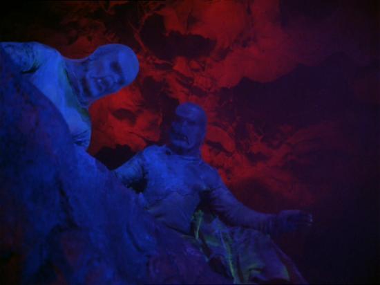 les creatures de la nuit , episode 3