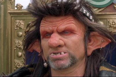 10 eme royaume : personnage relish le roi des trolls