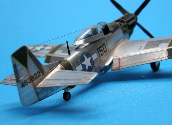maquette   du P.51