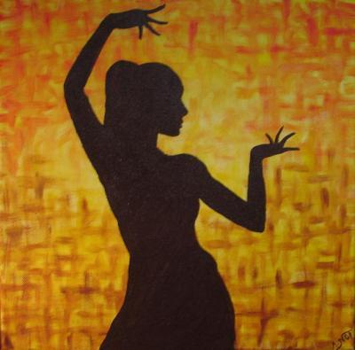 Danseuse orientale les dessins de a not - Danseuse orientale dessin ...