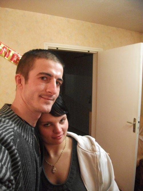 Ma femme et mi, 9 mois d'amour déjà <3