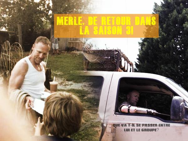 Le retour de Merle!