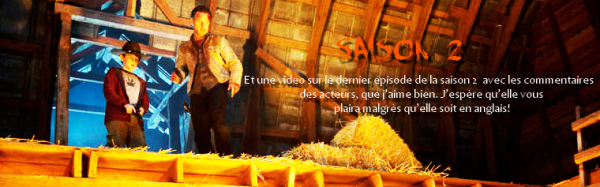 Photo de la série et video.
