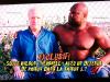 Photo de Scott Wilson ( Hershell ) avec un détenus dans la saison 3?