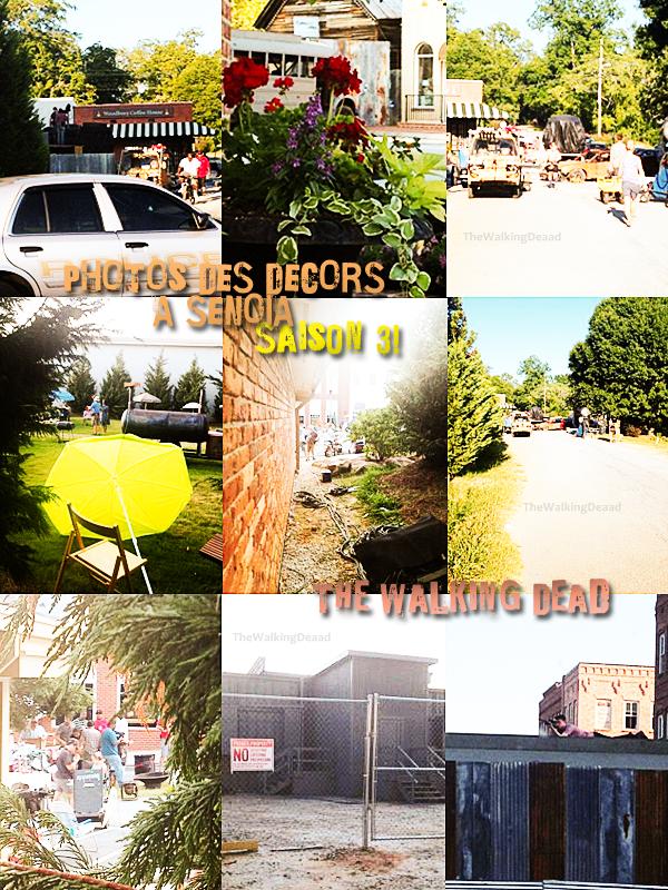 Des photos de Michael Rooker et des photos des décors et du tournage!