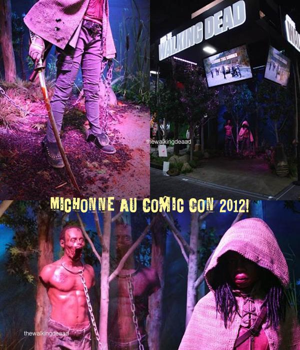 Des images pour le Comic Con!  ( mise à jour : 12 Juillet )