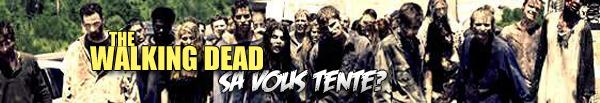 """Une maison hantée """" The Walking Dead """" à Universal Studio!"""
