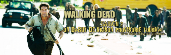 Saison 2, premier épisode : Un début de saison différent.