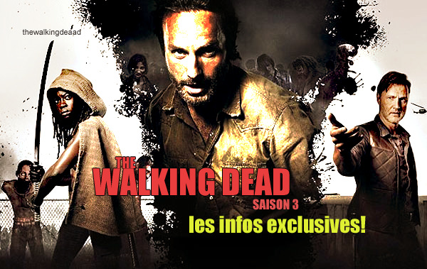 Des informations sur la saison 3! Attention, SPOILERS!