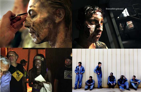 3x04 : Dans les coulisses de l'épisode, et images de l'intérieur de la prison!